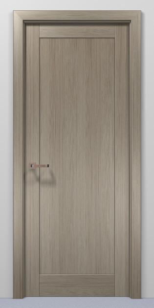 Двери Папа Карло Optima 03 клен серый 2000х710х40