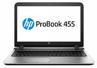 Ноутбук HP ProBook 455 G3 A8-7410/4GB/500GB/DVD-RW R7 M340