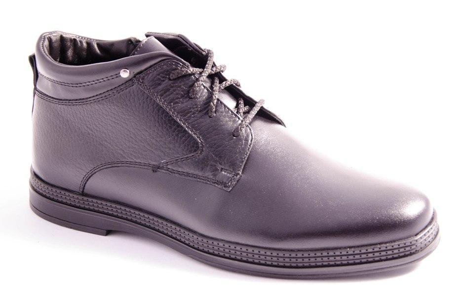 Ботинки мужские черные Romani 5490225/2 р.40-45