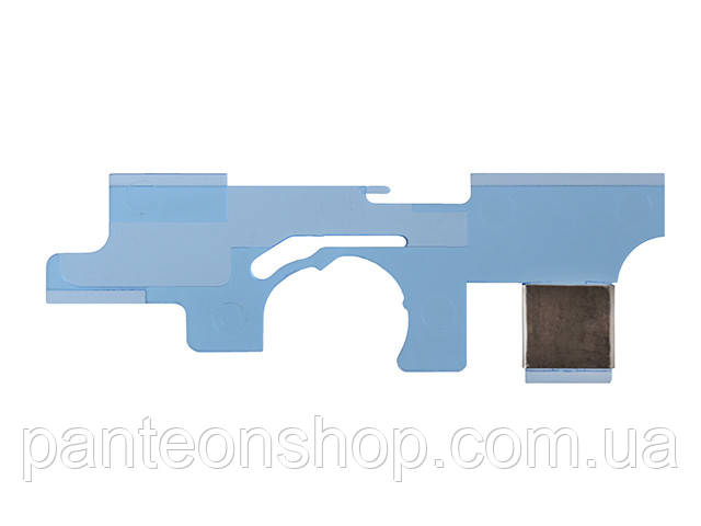 Selector plate for MP5 - policarbon [POINT]