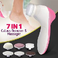 Массажер для лица 7 в 1 Callous remover & massager AE-8783