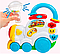 Музичний іграшковий паровозик.Музичний Паровозик для дітей., фото 5