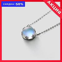 ✨Идеальный подарок для каждой девушки!💫Кулон из серебра с лунным камнем💫✨