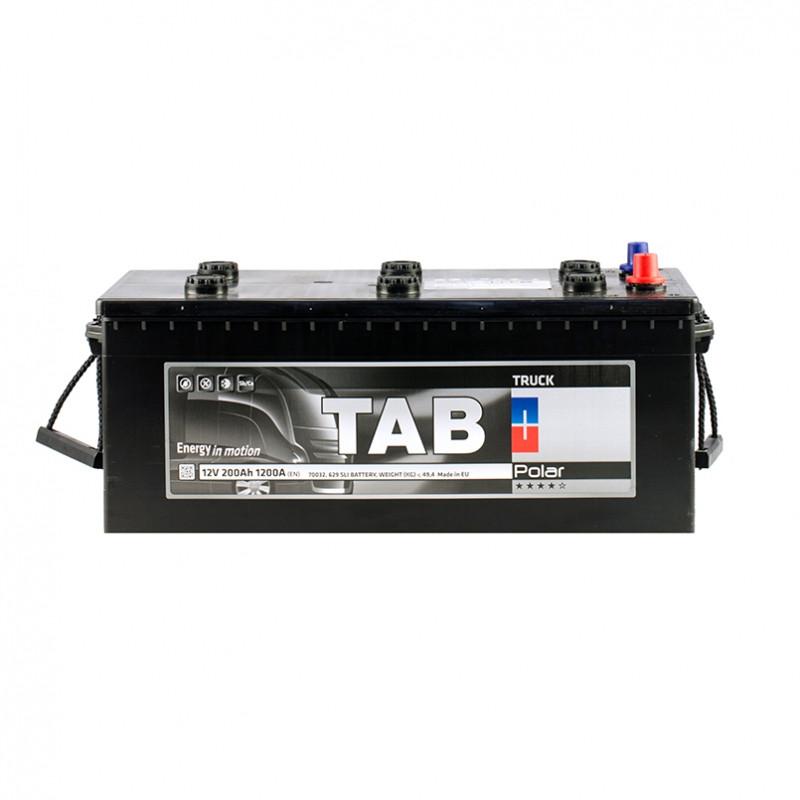 Акумулятор TAB POLAR TRUCK 200 AH/12V MINI (3)