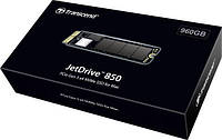 Твердотільний накопичувач SSD Transcend JetDrive 850 960GB для Apple