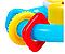 Музичний іграшковий паровозик.Музичний Паровозик для дітей., фото 9