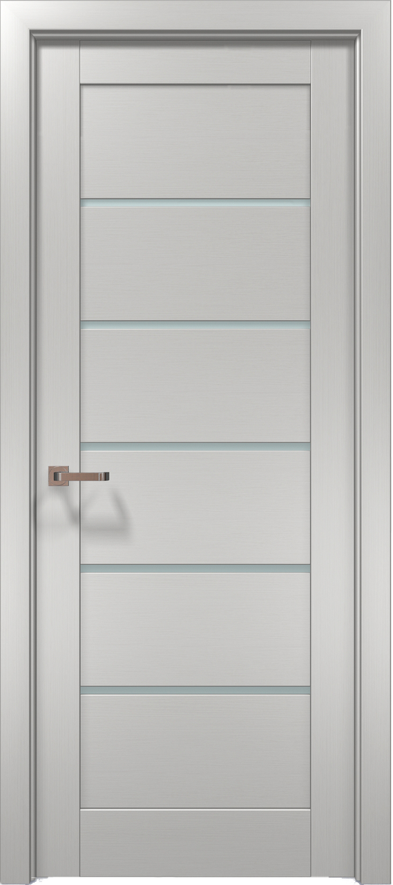 Двери Папа Карло Optima 04 клен белый 2000х610х40