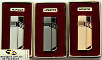 Зажигалка Honest 4101 Подарочный аксессуар Зажигалка на подарок Замена сигаретам Gas Lighter