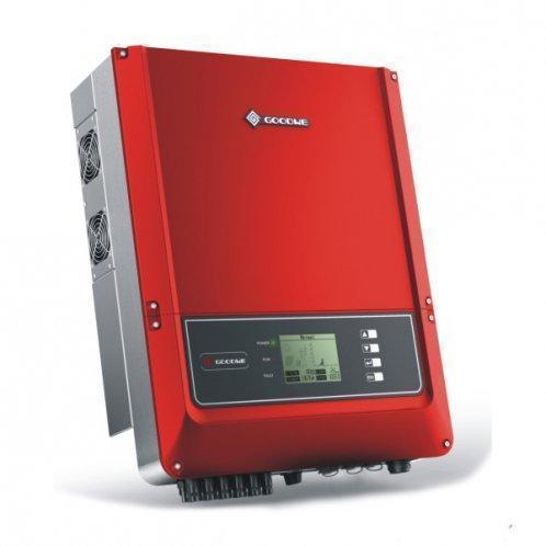 Сетевой инвертор GoodWe GW30K-MT (30 кВт)