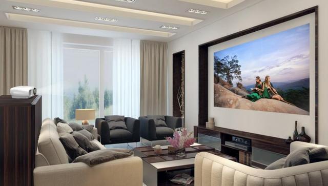 Epson EH-TW7100 4K PRO-UHD проектор для домашнего кинотеатра