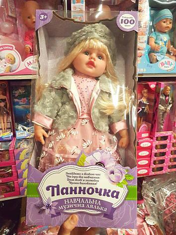 Функціональна лялька пупс Панночка M 5417 UA, фото 2