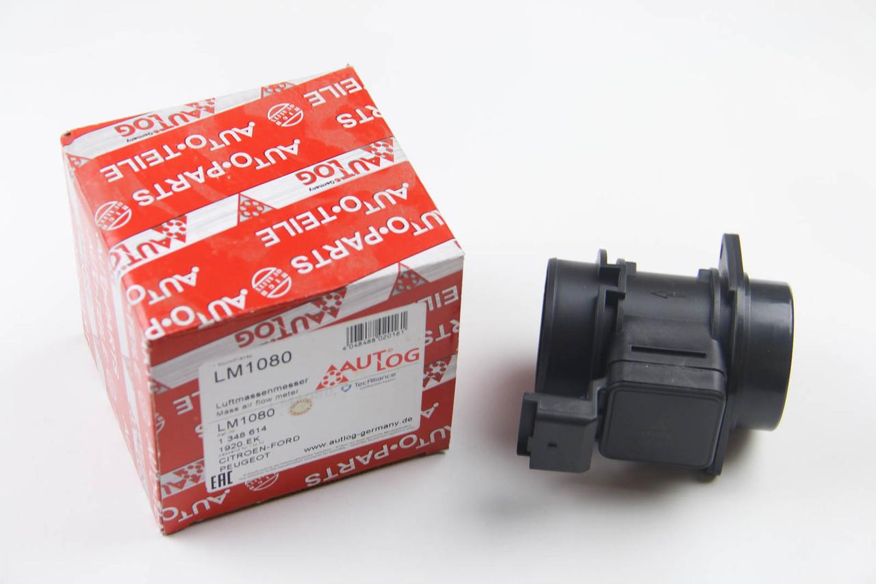 Расходомер воздуха Peugeot 206 (6 контактов) 1.4D 2001-