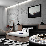 Светодиодная лента B-LED 5630-60 W белый, негерметичная, 5метров, фото 4