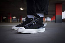 Мужские кеды Converse Chuck Taylor All Star 70 GORE-TEX High Top ( Реплика ), фото 2