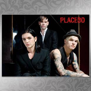 Плакат Placebo 001