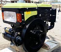 Двигатель для мотоблока ДД-190ВЭ, 10 л.с., фото 1