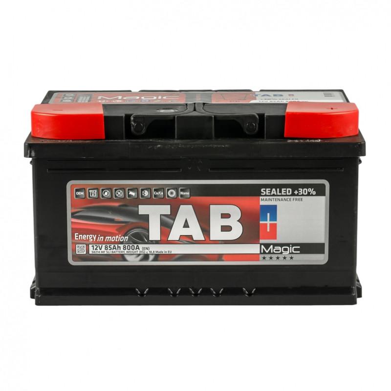 Аккумулятор TAB MAGIC 85 AH/12V EURO (0)