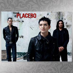 Плакат Placebo 002