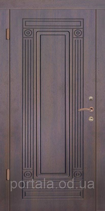 """Вхідні двері для вулиці """"Портала"""" (Люкс Vinorit) ― модель Гарант"""