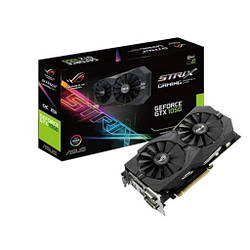 Видеокарта Asus GeForce GTX1050 Strix OC 2GB ( STRIX-GTX1050-O2G-GAMING)