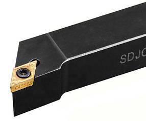 Резец механический проходной SDJCR 2525 M11 под пластину DCMT11T3