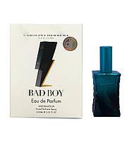 Carolina Herrera Bad Boy ( Каролина Эррера Бед Бой ) в подарочной упаковке 50 мл.
