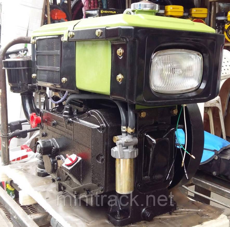 Двигатель для мотоблока ДД-195В, 12 л.с.