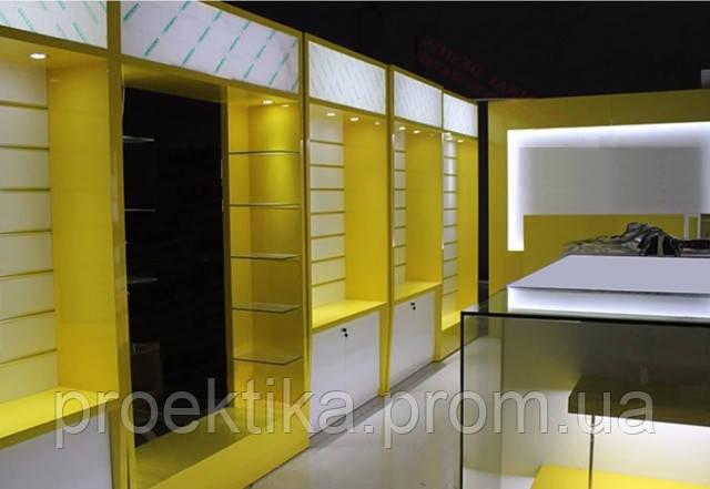 Мебель для магазина электроники