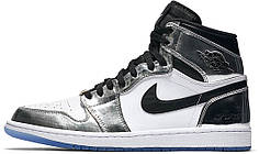 Мужские кроссовки Nike Air Jordan 1 Retro High Think 16 (Pass the Torch) AQ7476-016