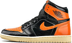 Мужские кроссовки Nike Air Jordan 1 Retro High Shattered Backboard 3.0 555088-028