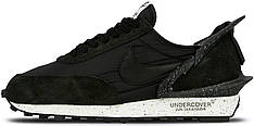 Мужские кроссовки Nike Daybreak Undercover Black Sail CJ3295-001