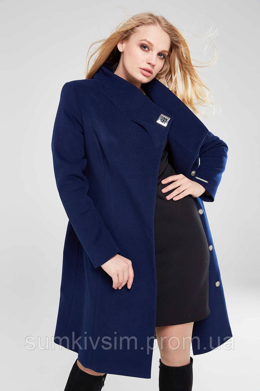 Пальто Ренди - Т.синий №5039