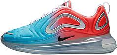 Женские кроссовки Nike Air Max 720 Pink Sea AR9293-600