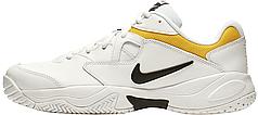 Мужские кроссовки Nike Court Lite 2 White Black Yellow AR8836-101