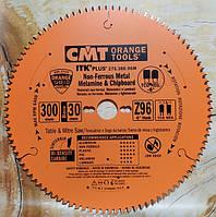 Диск ITK-PLUS CMT 276.300.96M -6° (300x30x2.8) 96T