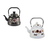 Чайник эмалированный 2.5 л Edenberg EB-3356