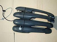 Ручки двери наружные Мерседес Вито 639 комплект бу Vito
