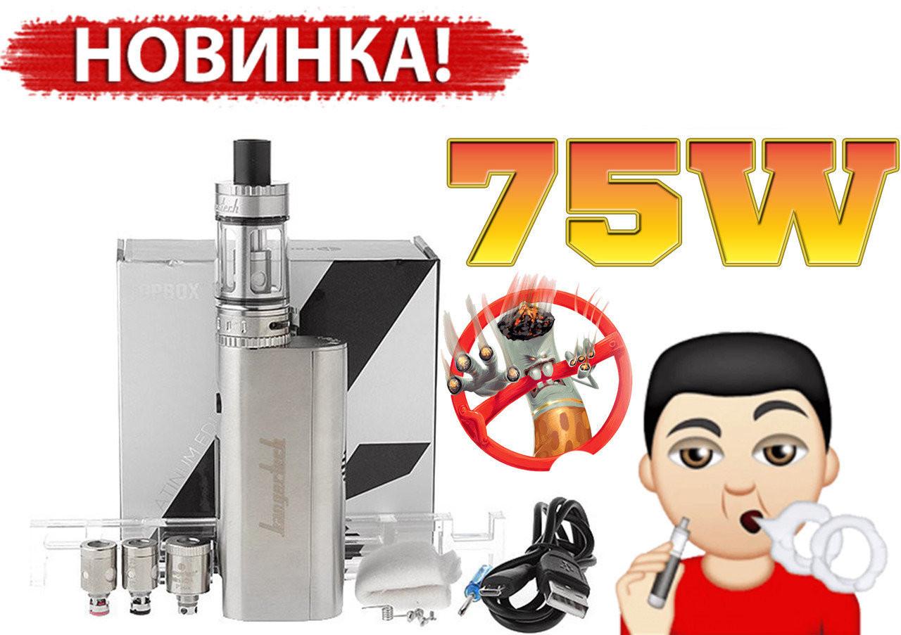 Электронная сигарета Kangertech TOPBOX Platinum mini 75W, Starter Kit, оригинал