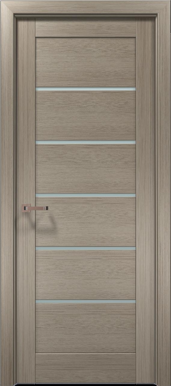 Двери Папа Карло Optima 04 клен серый 2000х610х40
