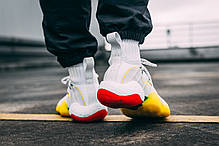 Женские кроссовки Adidas Crazy BYW LVL X Pharrell Alternate White EF3500, фото 3
