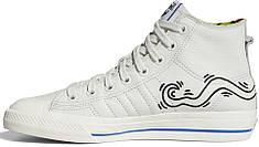 Женские кроссовки Adidas Originals x Nizza Hi Keith Haring EE9297