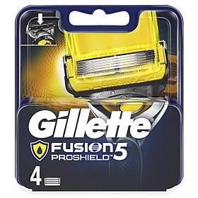 Сменные кассеты Gillette Fusion ProShield Oriqinal 4 шт. G0037