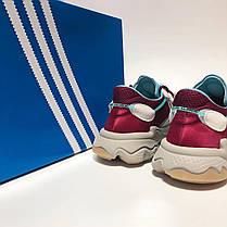 Женские кроссовки size? x Adidas Ozweego 'Lake Oswego' EG4570, фото 3