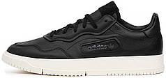Женские кроссовки Adidas Originals Super Court Premiere Black BD7869