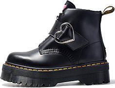 Женские ботинки Dr. Martens Buckle Lazy Oaf 25389001