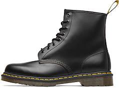 Мужские ботинки Dr. Martens 1460 Smooth Leather Black 11822006