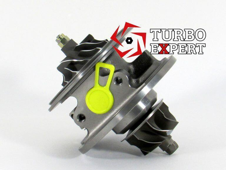 Картридж турбины 54399880005, Ford Galaxy 1.9 TDI, 96/110 Kw, ASZ/BTB, 3M219G438AA, 1365669, 2003+
