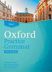 Oxford Practice Grammar New Edition Basic with Key