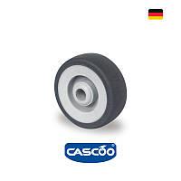 Колесо аппаратное с подшипником скольжения 50 мм, 50 кг (Германия)