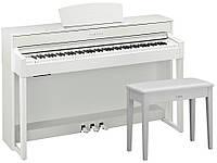 Цифровое пианино Yamaha CLP-535 WH